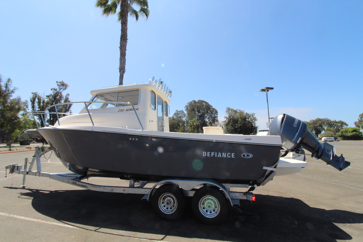 HHMarine_Southern California_Defiance Boat Dealer